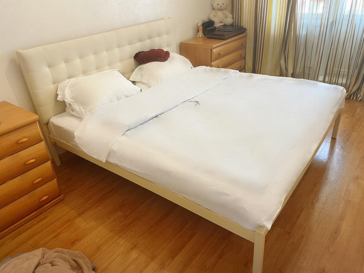 Кровать двуспальная Глория